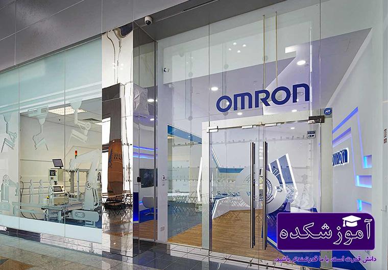 دفتر مرکزی نماینده امرن Omron