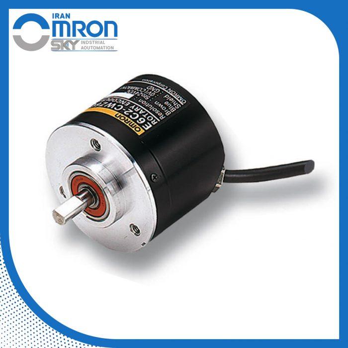 omron E6C2-C / E6C3-C rotary encoder انکودر E6C2-C / E6C3-C امرن