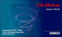 نرم افزار CX-Drive امرن Omron