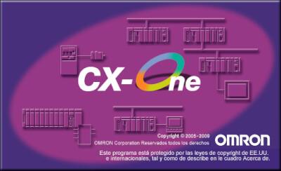 نرم افزار CX-One امرن Omron